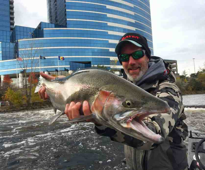 Steelhead Fishing Report for the Grand River | December 2018