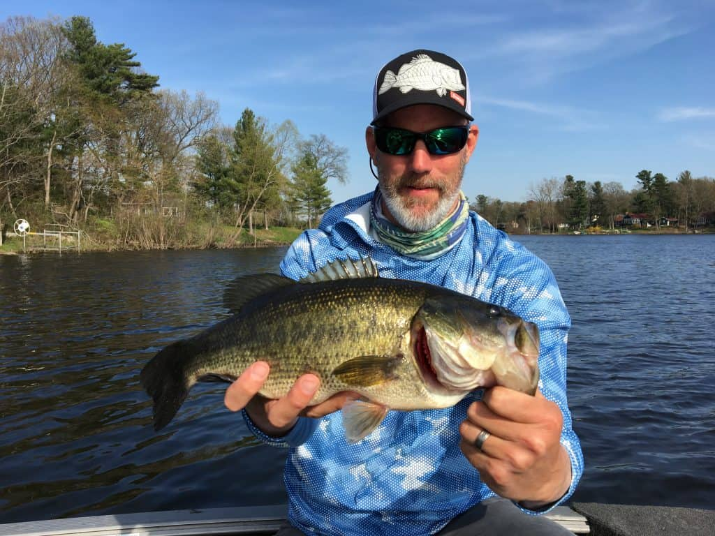 West Michigan Fishing on Rivers, Ice, Inalnd Lakes and Lake