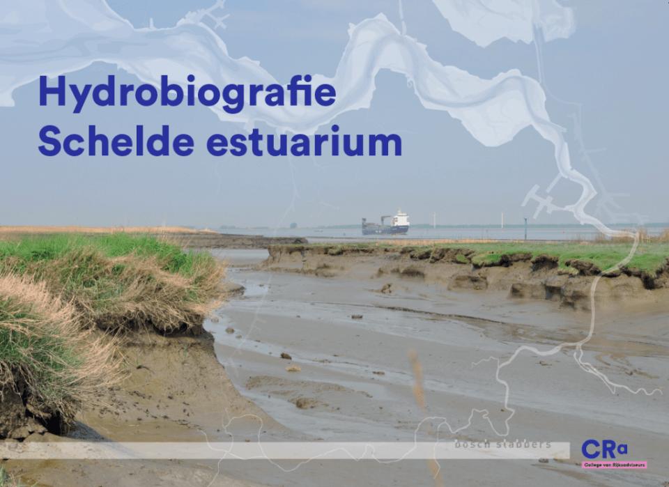 Hydrobiografie Schelde-estuarium. Bosch-Slabbers Landschapsarchitecten in opdracht van CRa