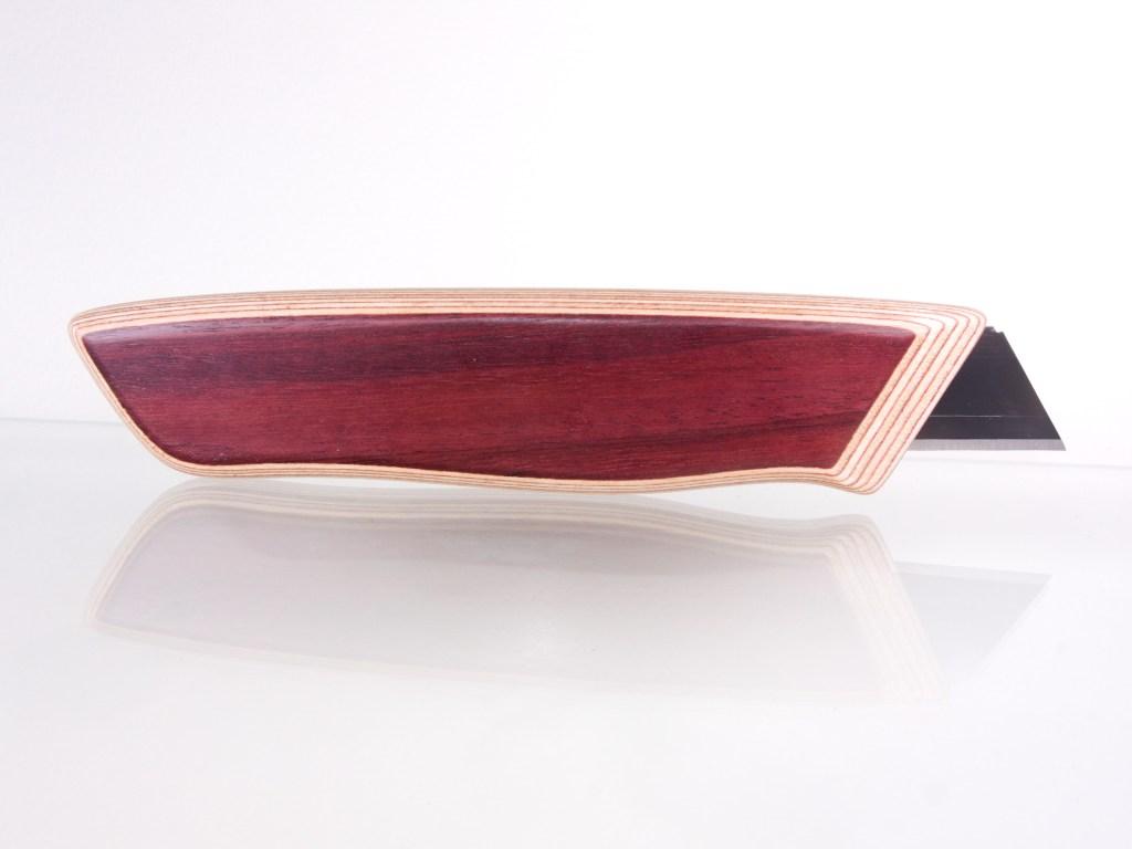 Holzcutter aus Palisander