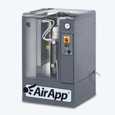 AirApp - SK68130003P Schraubenkompressor ohne Kessel