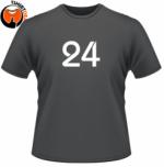 t-shirt werkvierentwintig 24