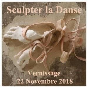 Sculpter la danse, une exposition de Guillaume werle au conservatoire Raoul Pugno, Montrouge