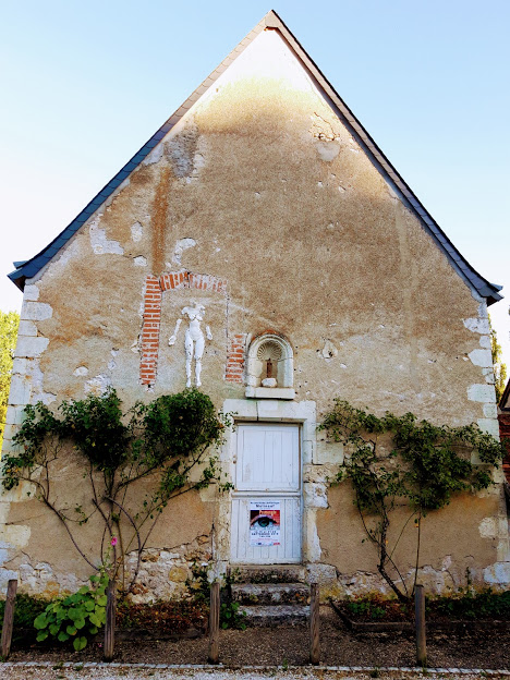 La Chapelle de Bury, photo G.Werle