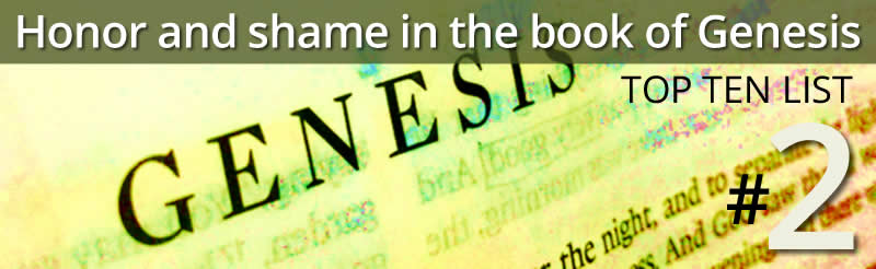honor and shame in the book of genesis2