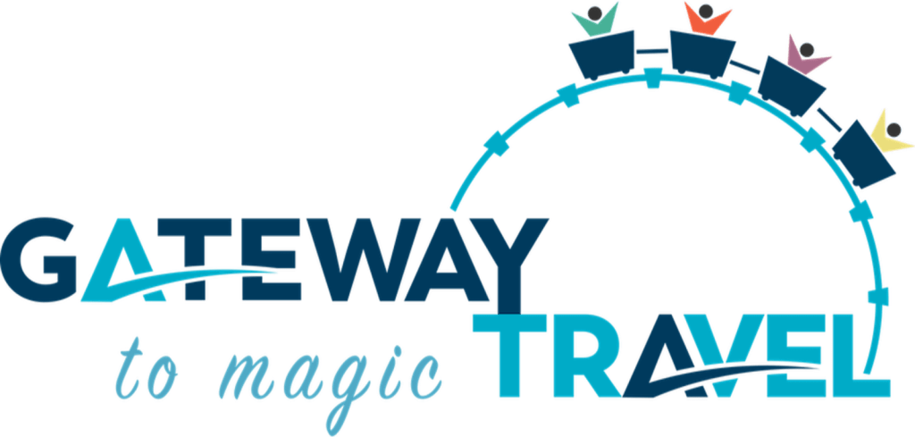 Partnered with Gateway to Magic Travel