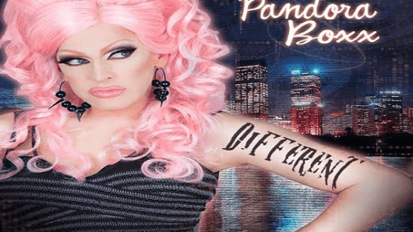 Pandora Boxx is #Different 83