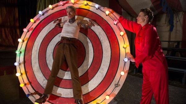 The Freak Show Revue - Bullseye  73