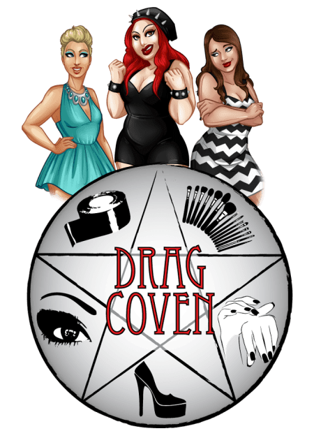 Drag Coven with logo 02