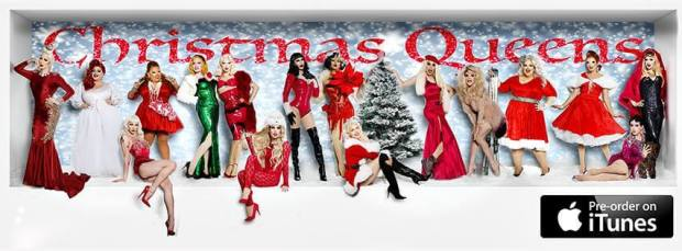 """""""Christmas Queens"""" available for pre-order on iTunes now."""