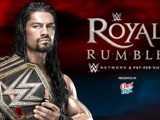 2016 WWE Royal Rumble