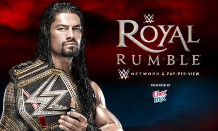 2016 WWE Royal Rumble