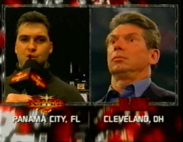 Shane buys WCW