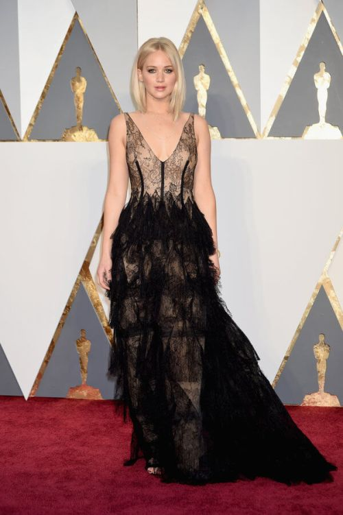 A Haute Second with Spencer: Oscars 2016 Red Carpet 77
