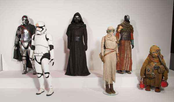 Star Wars: The Force Awakens -Photo: Benjamin Shmikler © ABImages