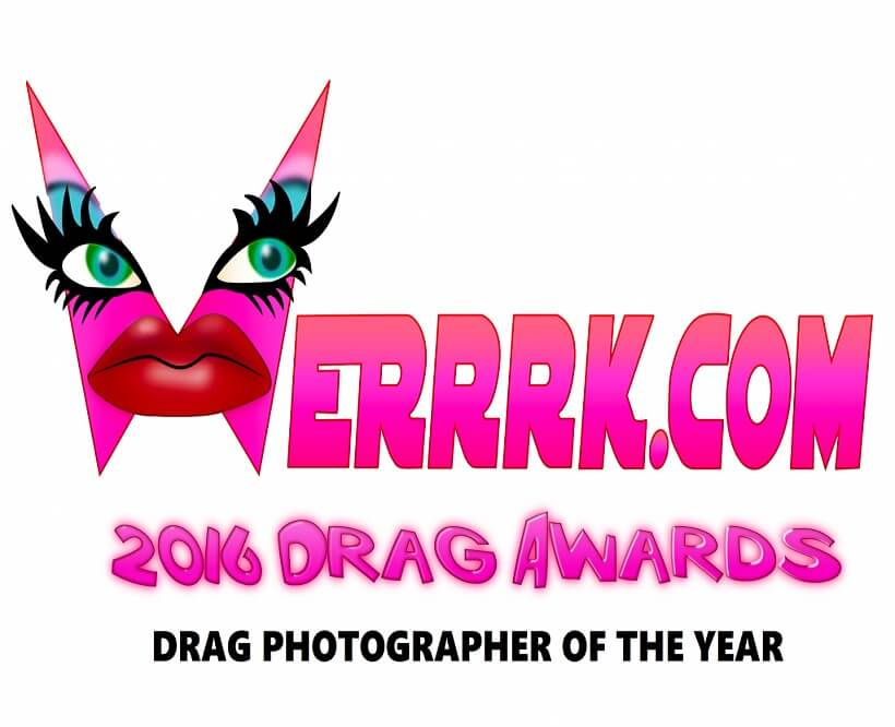 WERRRK.com 2016 Drag Awards: Drag Photographer of the Year