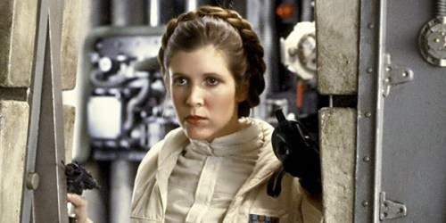 Carrie Fisher: Forever Our Princess, Forever Our General 78