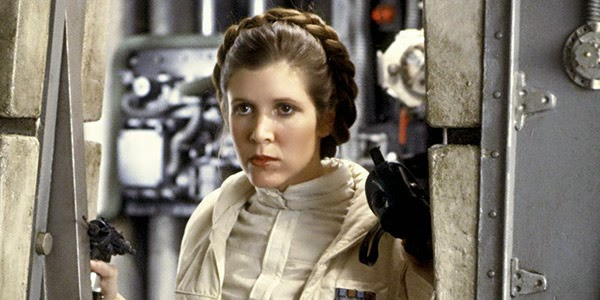 Carrie Fisher: Forever Our Princess, Forever Our General 22