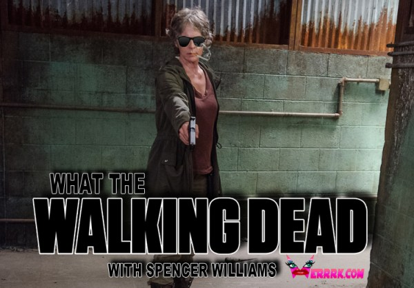 What the Walking Dead: Rock in the Road 80