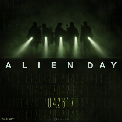 Alien Day: A Terrifying Holiday 78