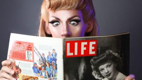The WERRRK.com Interview: Gloria Swansong 73