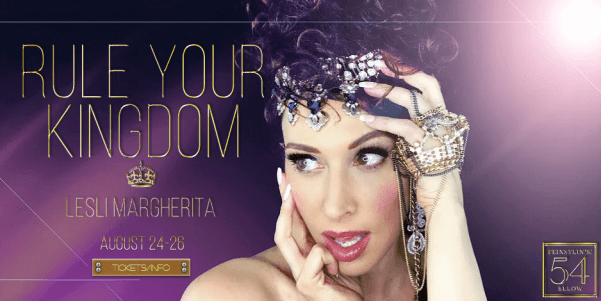 Backstage 'Berry: Lesli Margherita at Feinstein's 54 Below 75