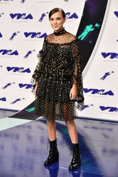A Haute Second with Spencer: The VMA's 2017 29