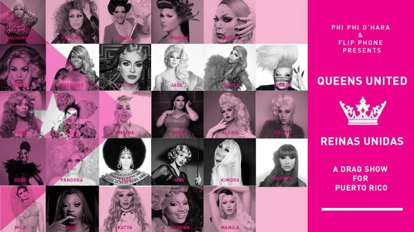 Phi Phi O'Hara Is Helping Puerto Rico (And You Can Too!) -