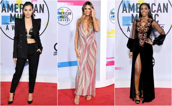 A Haute Second with Spencer: The AMA's 2017 93
