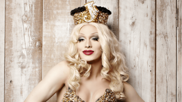 """Jinkx Monsoon's Long Awaited Album """"The Ginger Snapped"""" Debuts Today! 75"""