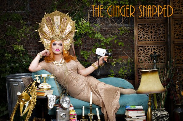 """Jinkx Monsoon's Long Awaited Album """"The Ginger Snapped"""" Debuts Today! 76"""