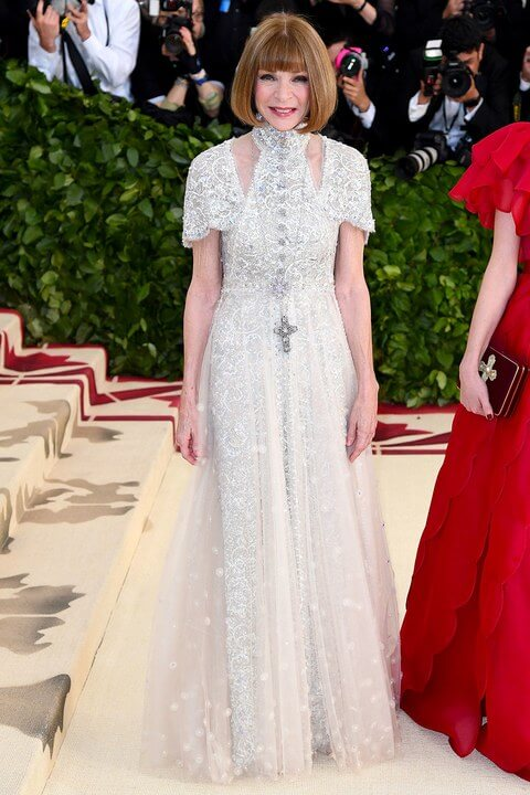 A Haute Second with Spencer: The Met Gala 2018 86