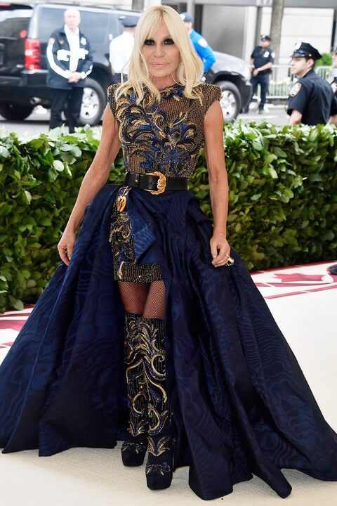 A Haute Second with Spencer: The Met Gala 2018 78