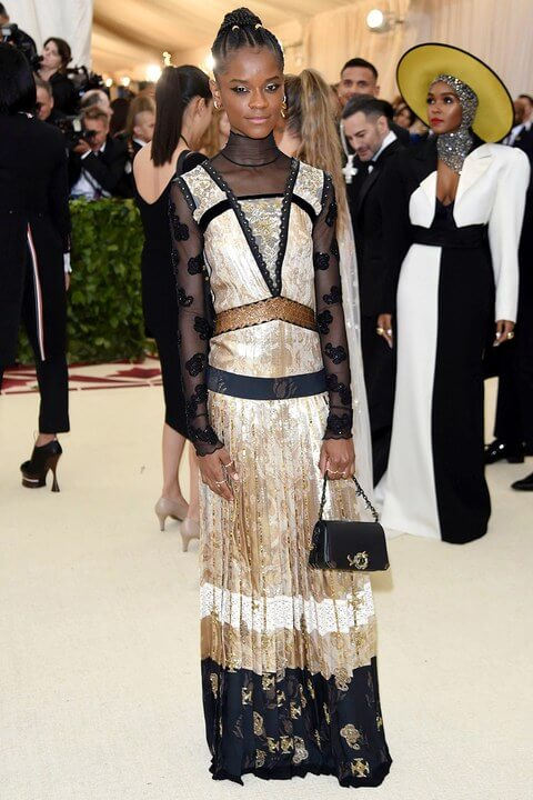 A Haute Second with Spencer: The Met Gala 2018 79