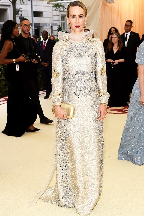 A Haute Second with Spencer: The Met Gala 2018 89