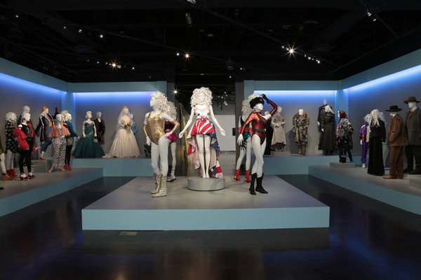 "A Haute Second with Spencer: 12th Annual ""Art of Television Costume Design"" Exhibition 80"