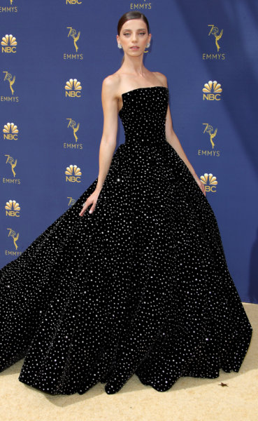 A Haute Second with Spencer: The Emmys 2018 106