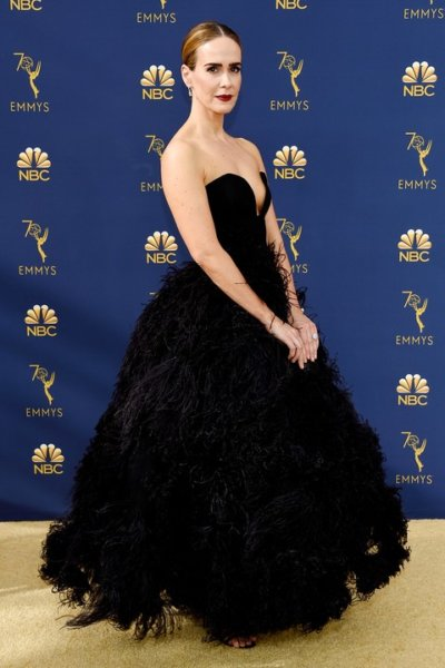 A Haute Second with Spencer: The Emmys 2018 116