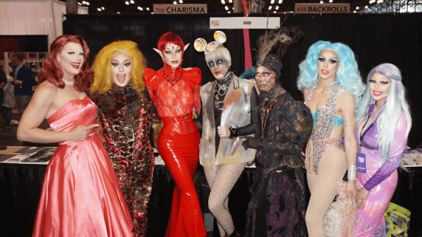MADDELYNN HATTER INTERVIEW: WERRRK.com's COVERAGE OF RUPAUL'S DRAGCON NYC  2018 84