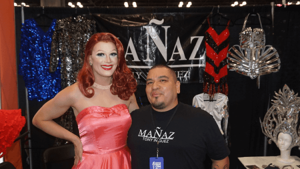 TONY INIGUEZ INTERVIEW: WERRRK.com's COVERAGE OF RUPAUL'S DRAGCON NYC  2018 81
