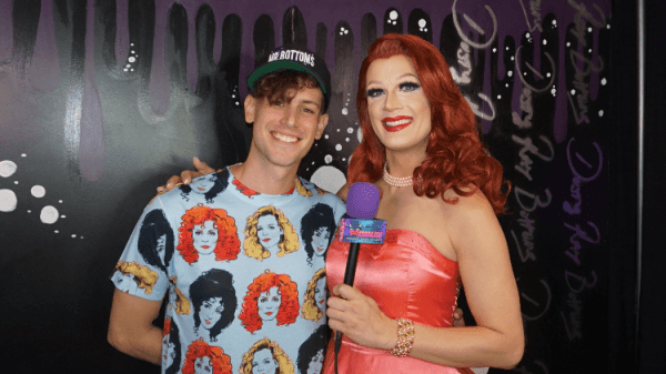 DUSTY RAY BOTTOMS INTERVIEW: WERRRK.com's COVERAGE OF RUPAUL'S DRAGCON NYC  2018 78