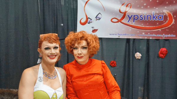 LYPSINKA INTERVIEW: WERRRK.com's COVERAGE OF RUPAUL'S DRAGCON NYC  2018 82