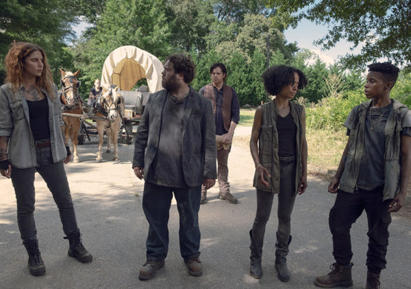 What The Walking Dead: Who Are You Now? 87
