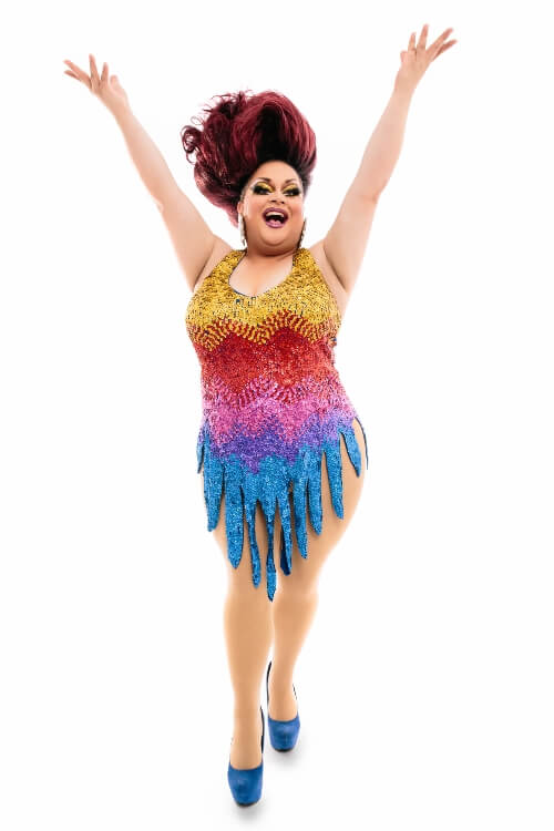 Ginger Minj Milks the Laughs in Her Latest NYC Show 73