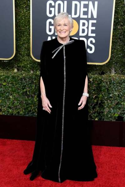A Haute Second with Spencer: The Golden Globes 2019 107