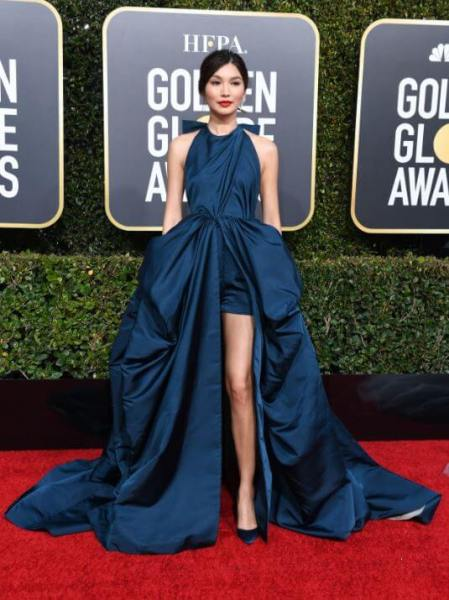 A Haute Second with Spencer: The Golden Globes 2019 91