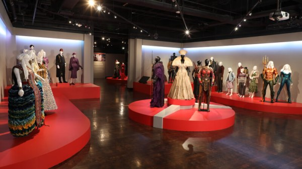 "A Haute Second with Spencer: The 27th ""Art of Motion Picture Costume Design"" Exhibition 3"