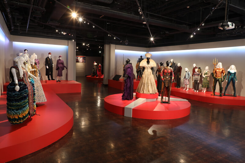 "A Haute Second with Spencer: The 27th ""Art of Motion Picture Costume Design"" Exhibition 73"