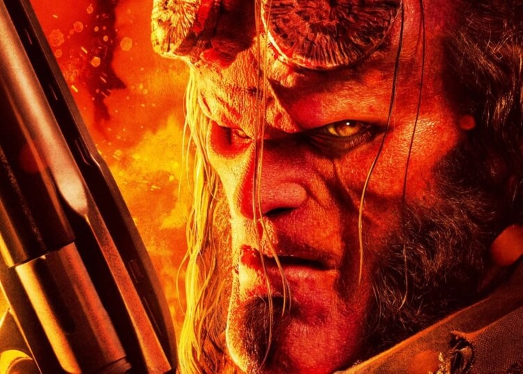 Panda Reacts to the Hellboy 2019 Redband Trailer 73