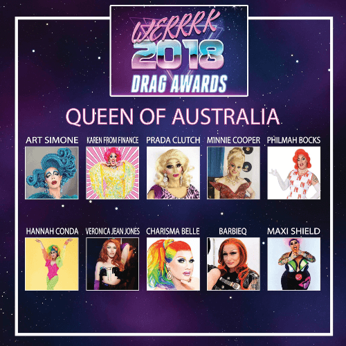 The WERRRK.com 2018 (-ish) Drag Awards Nominees (VOTING ENDS MAY 20th!) 83
